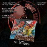 Vychádza debutové mini EP českým FAÜST pod vydavateľstvom Support Underground!