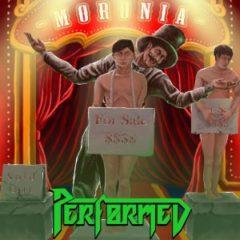 """PERFORMED predstavili prvú skladbu z pripravovaného albumu """"Moronia"""", ktorý vyjde pod SMA!"""