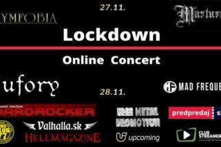 Lockdown koncerty prebehnú už budúci víkend!