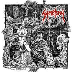 Symbtomy – Demo #1 – Frozen Screams Imprint/Immortal Souls Productions, 2020