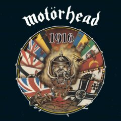 Retro – Motorhead – 1916 – WTG Records, 1991