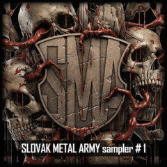 Vyšiel SLOVAK METAL ARMY Sampler #1!