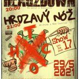 Do Topoľčian sa vráti kultúra už na konci mája s TOHC Show vol. 17!