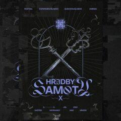 HRADBY SAMOTY X. aj tento rok prinesú to najlepšie z experimentálneho a audiovizuálneho umenia!