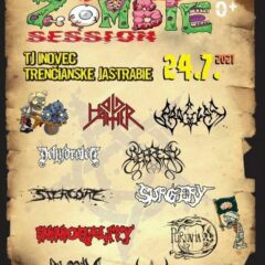Corona Zombie Session 2021 už túto sobotu!!!