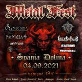 Montana Metal Fest je pripravený!