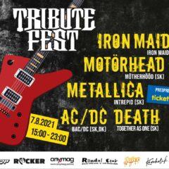 Tribute fest 2021 v Bratislave ponúkne to najlepšie z tribute kapiel!
