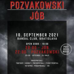 Report – Pozvakowski a Jób – Randal Music Club – 10.9.2021