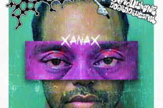 Amoclen/Bambulkyne dobrodružstvá – Xanax (Split) – Debila Records/Véva Records/Salto Mortale Music, 2021