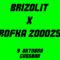Brizolit x Tatrofka 200025000 + Dušan Vlk, Black Light/ Košice, Cassbar