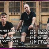 """INNERSPHERE s novým lyric videom """"FIRE"""" lákajú na svoje nadchádzajúce turné po Česku!"""