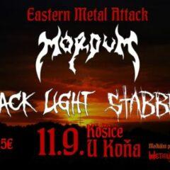 Eastern Metal Attack už túto sobotu u Koňa v Košiciach!