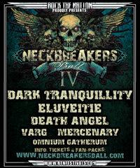 Neckbreakersball Tour 2011